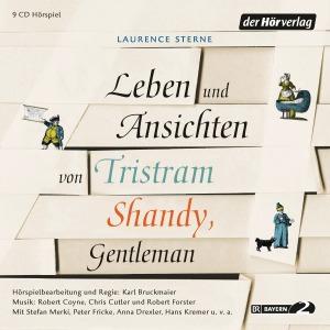 Leben und Ansichten von Tristram Shandy Gentleman von Laurence Sterne