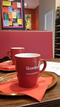 Quetzal Schokoladencafé
