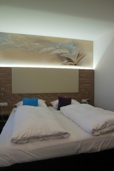Zimmer im Book Hotel
