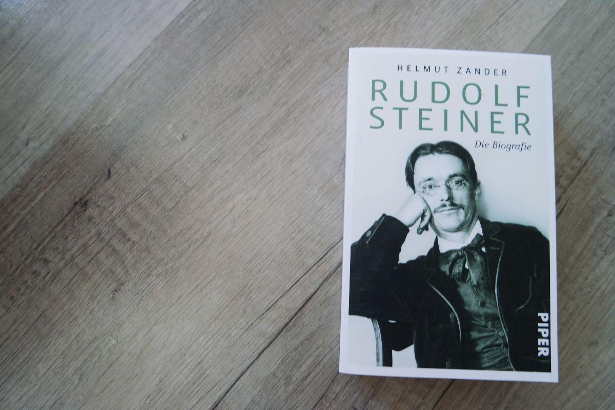 Helmut Zander Rudolf Steiner Die Biografie – Schiefgelesen