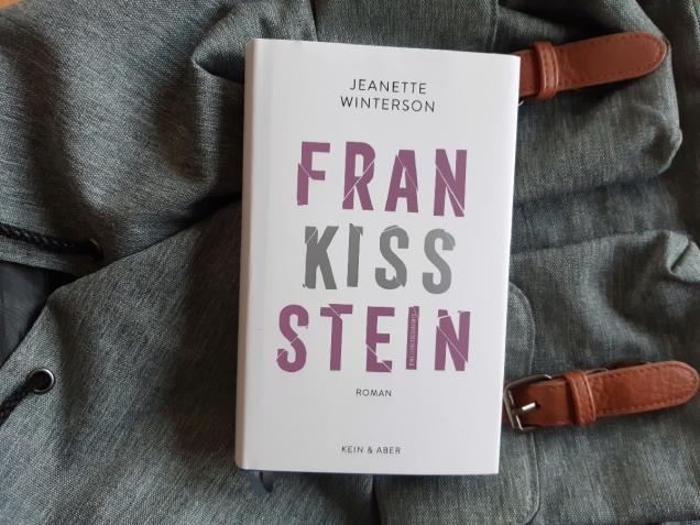 Jeanette Winterson Frankissstein