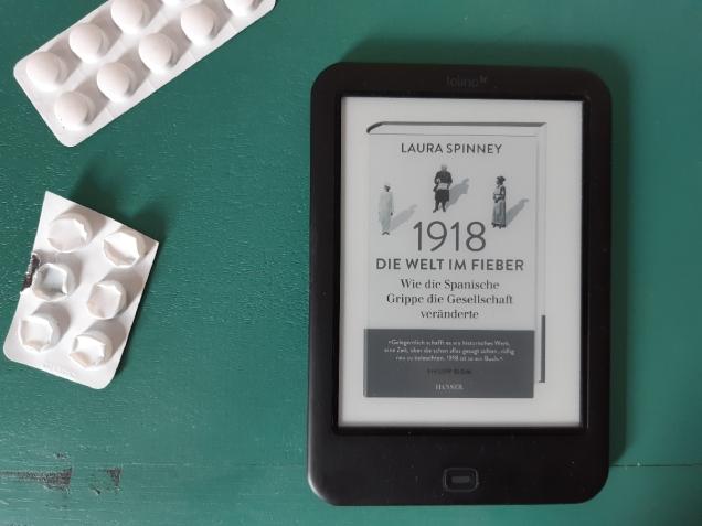 Laura Spinney - 1918 Die Welt im Fieber