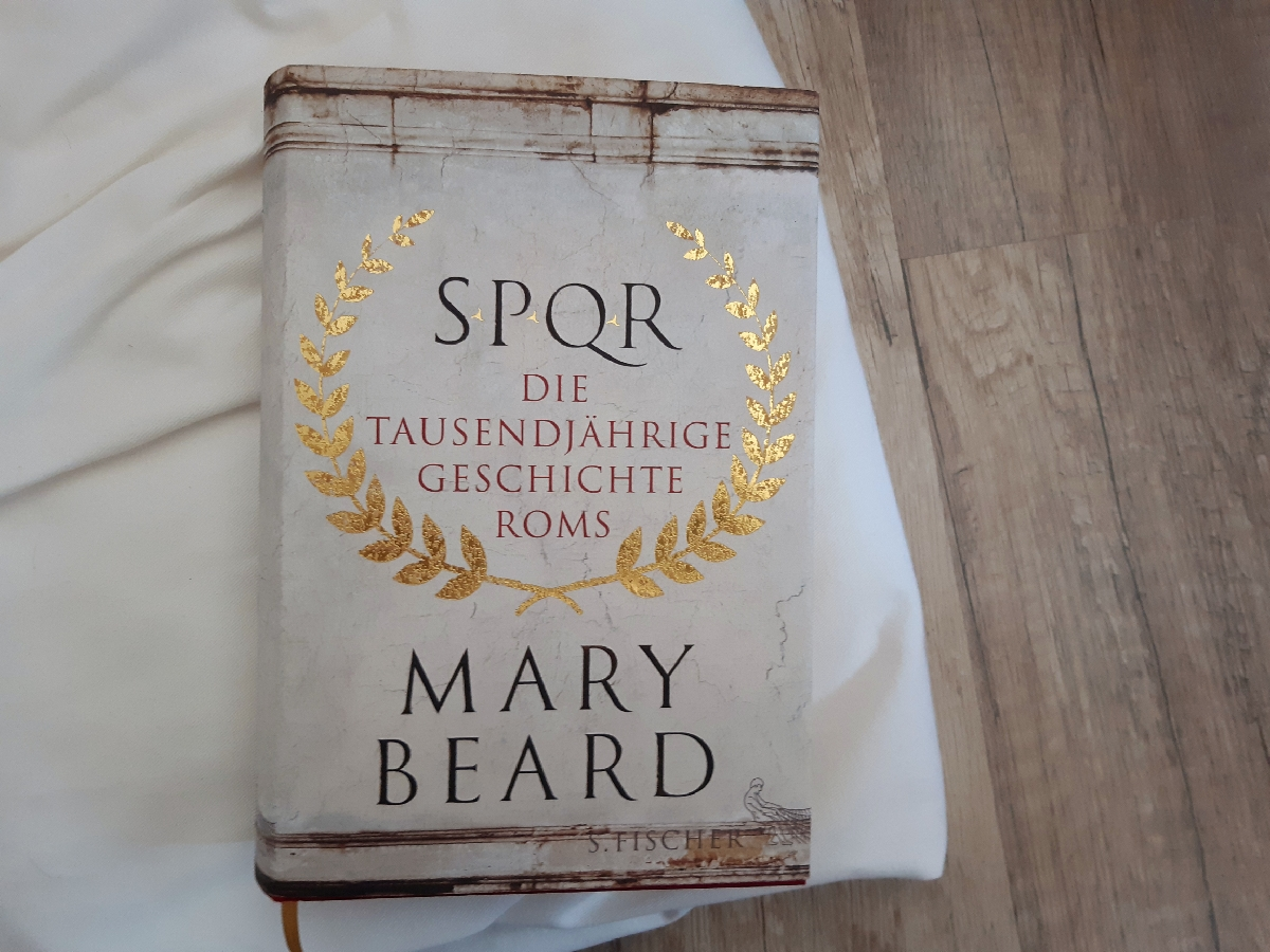 Mary Beard - SPQR
